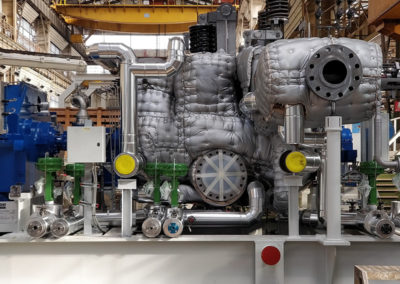 SIPATHERM FOR STEAM TURBINE